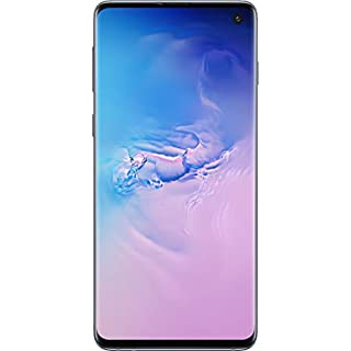 Samsung Galaxy Cellphone - S10 AT&T Factory Unlock (Prism Blue, 128GB)