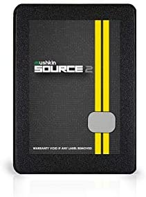 Mushkin Source-II - 1TB Internal Solid State Drive (SSD) - 2.5 Inch - SATA III - 6Gb/s - 3-d Vertical TLC - 7mm (MKNSSDS21TB)