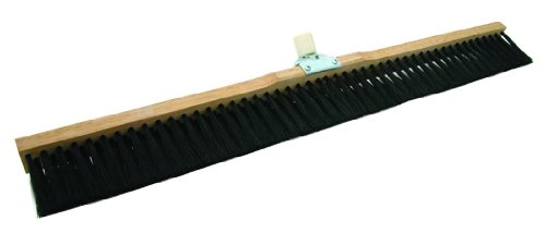 MARSHALLTOWN The Premier Line 6631 36-Inch Large Wood Concrete Broom by MARSHALLTOWN The Premier Line