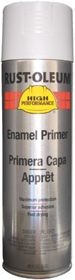 V2100 High System Performance (Rust-Oleum - High Performance V2100 System Industrial Enamel Primers 838 Gray Primer: 647-V2182838 - 838 gray primer [Set of 6])