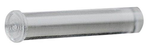 VCC LPC Series 4mm Round Rigid LED Light Pipe, Panel Mount, 0.170-Inch/4.3mm Diameter, 0.800-Inch Length