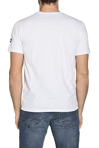 Stampa Per shirt Xl T It Jeans Carrera Modello Con Uomo UC0qgtwx6