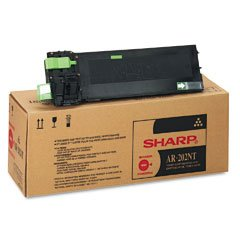 AR-202NT Black 16000 Page Yield Toner Cartridge for Sharp AR Printers