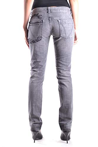 Mcbi11270 Algodon Jeans Frankie Mujer Morello Gris 1qw18T0