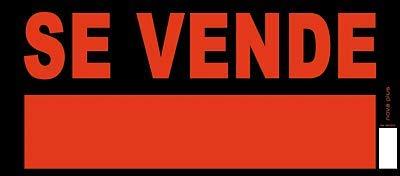 Cartel Se Vende 500 x 700 mm: Amazon.es: Electrónica