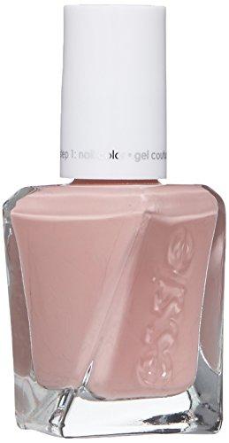 essie gel couture nail polish, princess charming, rose pink nail polish, 0.46 fl. oz. ()