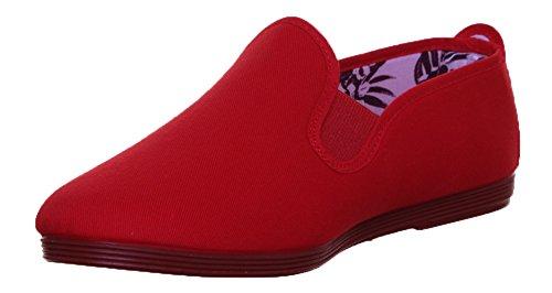 Red Basse Espadrillas Flossy Donna Mc1 Arnedo qzwZnI7F