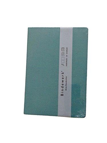 Jade Dots (Bindewerk Linen Flexible Cover Travel Notebook, 3.5