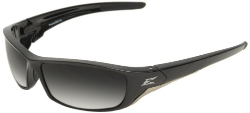 - Edge Eyewear TSRG216 Reclus Safety Glasses, Black with Polarized Gradient Lens