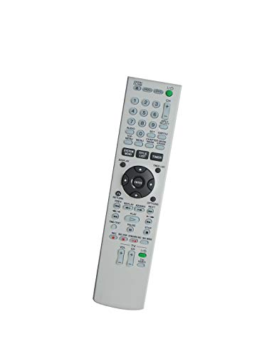 HCDZ Replacement Remote Control for Sony RMT-D229A 147955112 RMT-D246A 148017111 TV DVD VHS DVR HDD VCR Recorder Player -  HCDZ-X19162