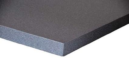 Placas de espuma de poliuretano, 4 unidades, 50 x 50 x 5 cm,