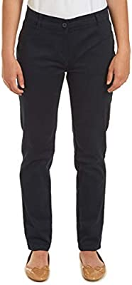 Nautica Juniors Uniform Skinny Stretch Sateen Pant