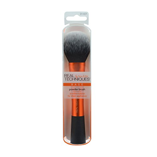 Real Techniques Cruelty Free Powder Brush With Ultra Plush C