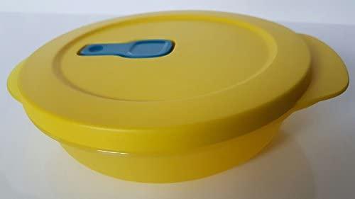 Tupperware Microondas de Fix 400 ml Amarillo Cuenco con tapa ...