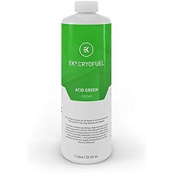 EKWB EK-CryoFuel Premix Coolant, 1000mL, Acid Green