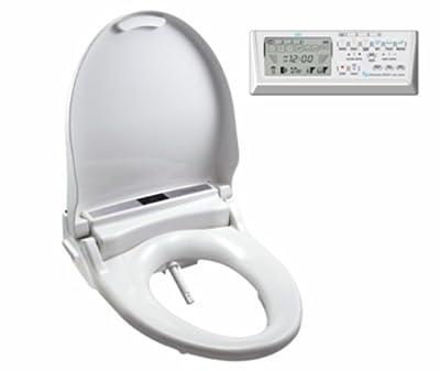 Clean Sense dib-1500R-EW-220V Bidet Seat elongated with remote control 220V