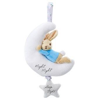 Peter Rabbit Night Night Musical Toy Rainbow Designs