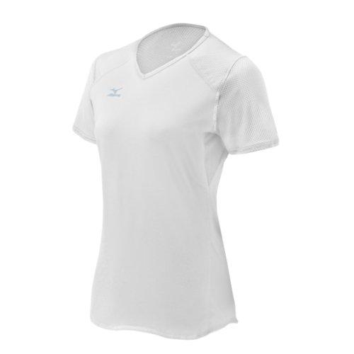 Mizuno Women's Techno VI Short Sleeve Volleyball Jersey, ...