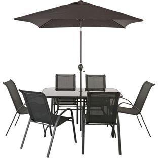 Sicily Garden Furniture Sicily 6 seater patio set amazon garden outdoors sicily 6 seater patio set workwithnaturefo