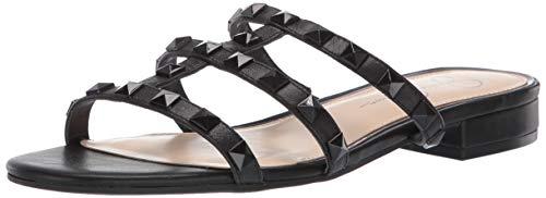- Jessica Simpson Women's CAIRA Sandal, Black, 7 M US