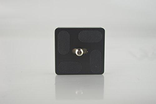 - IMORDEN Universal 40mm Arca Swiss Quick Release Plate(width 38mm) for Tripod Ballhead and Cameras Fits Manfrotto Arca Swiss Benro Acratech Kirk Wimberley Gitzo(P-40)