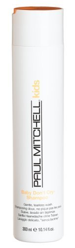 Paul Mitchell Kids Baby Don't Cry Shampoo Gentle, Tearless Wash 10.14 oz
