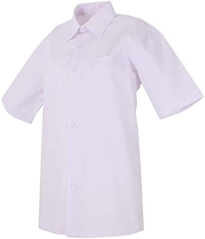 MISEMIYA - Camisa Uniforme Camarero Caballero Mangas Cortas MESERO DEPENDIENTE Barman COCTELERO PROMOTRORES Camisa Basica- Ref.834B: Amazon.es: Ropa y accesorios