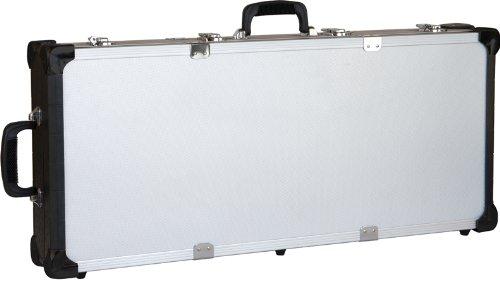 T.Z. Case International TZM0037 SD 37 x 16 x 5-Inch Take-Down Shotgun Case, Silver Dot Finish
