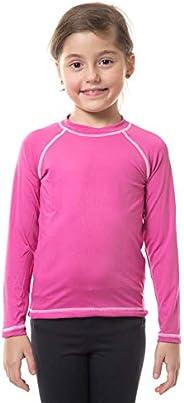 Camiseta Ct Colors Manga Longa Infantil, Uv Line, Meninos