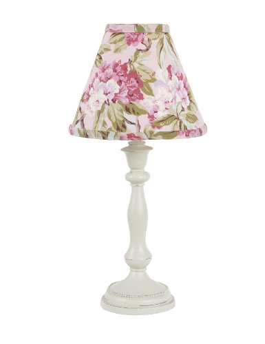 Cotton Tale Designs Standard Lamp and Shade, Tea Party (Shade Lamp Standard Girl)
