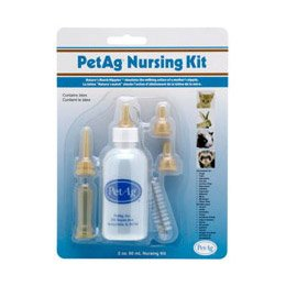 Small Animal Nurser Kit 2 oz Bottle Kit, My Pet Supplies