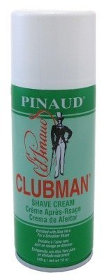 Clubman Shave Cream 12 Ounce (354ml) (3 Pack)