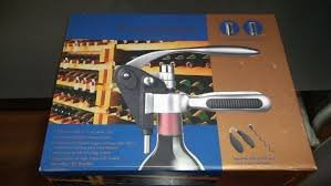 Connoisseur Corkscrew - Connoisseur Foil Cutter
