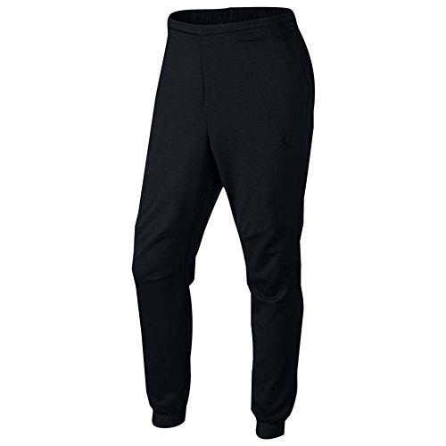 Jordan Mens 23 Lux Sweatpants L Black/Black