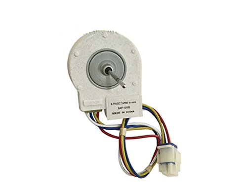 GE WR60X10185 Evaporator Fan Motor DC for Refrigerator by GE