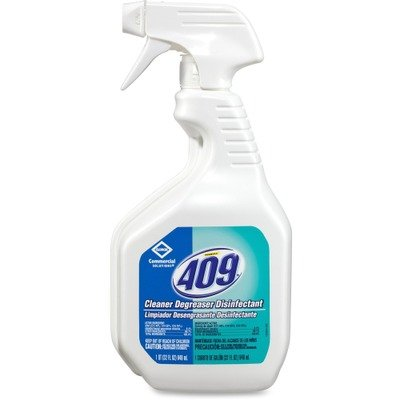 Clorox Company Products - 409 Cleaner/Degreaser/Disinfectant