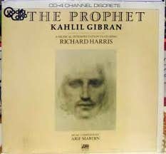 The Prophet Kahlil Gibran Quadradisc for sale  Delivered anywhere in USA