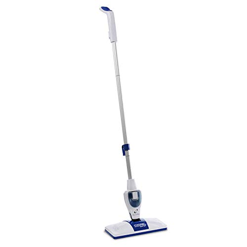 Euroflex MC1 Monster Mop Hot & Cold Floor Cleaner - Exothermic Energy Clean Heat Technology - Use As a Dry Mop or Heated Wet Mop - Change Wet Mop