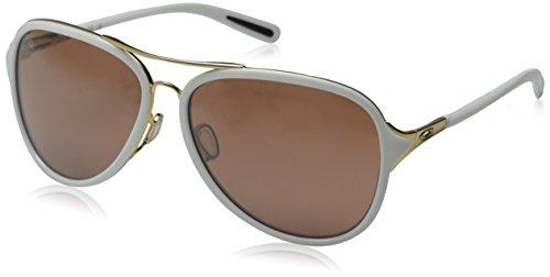 Oakley Women's Kickback Iridium Aviator Sunglasses, for sale  Delivered anywhere in USA