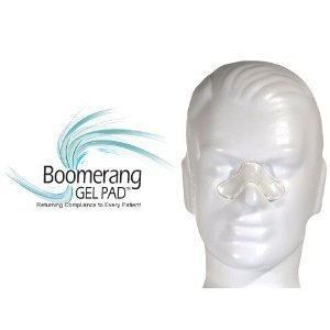 Cpap Boomerang Nasal Gel Pad Medium/Large (3 Pack)