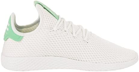 Adidas x Pharrell Williams Men Tennis Hu (white footwear white green glow)