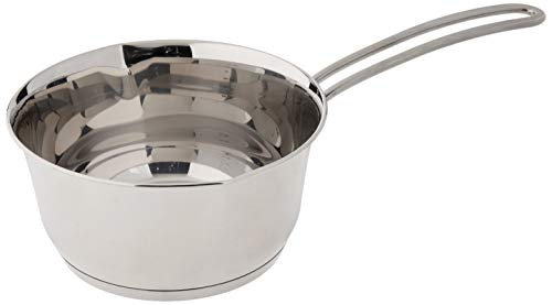 Kuchenprofi Stainless Steel Saucepan with Clad Bottom, 1-Quart