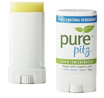 Pure Pitz 100% Organic & purely natural deodorant by Purely Lisa (Image #1)