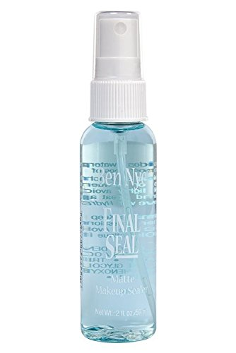 Final Seal- Matte Makeup Sealer, 2 oz by Ben Nye (Image #1)