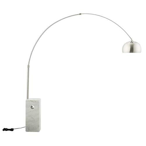 Sunflower Cube Marble Base Floor Lamp in White - Base Floor Marble Lamp
