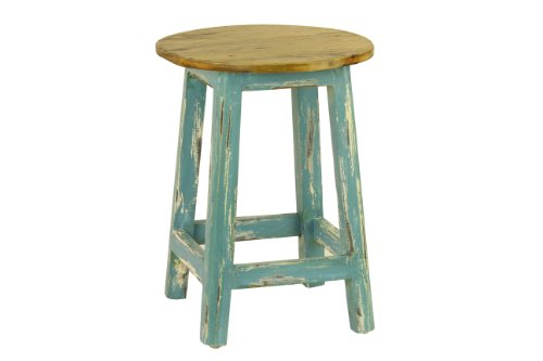 Antique Revival Avignon Round Stool, ()