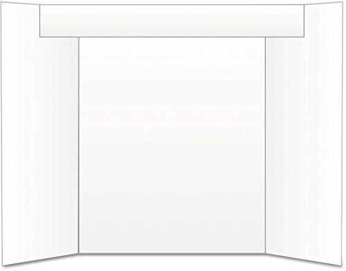 GEO27367 - Geographics Too Cool Tri-Fold Poster Board by Geographics