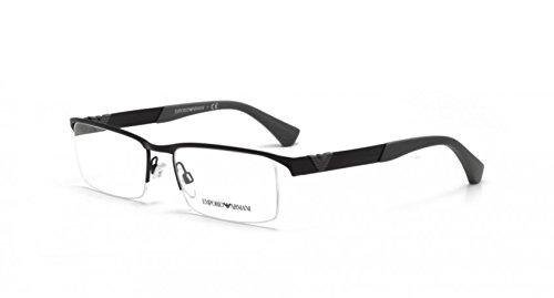 Emporio Armani EA 1014 Men's Eyeglasses Matte Black - Emporio Armani Eyeglasses