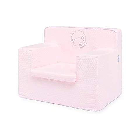 Sillon Infantil Bear en color Rosa de Petit Praia: Amazon.es ...
