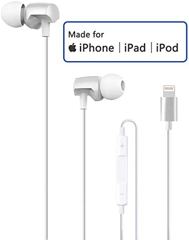 Lightning Headphones Compatible Microphone Controller product image